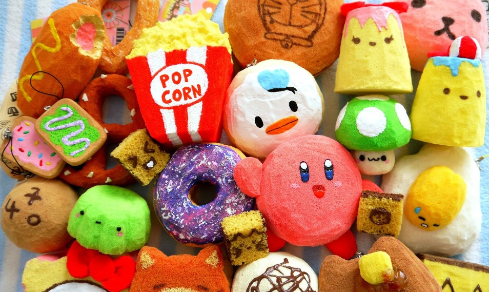 3 Cara Membuat Squishy Lucu dan Menarik - Do It Yourself